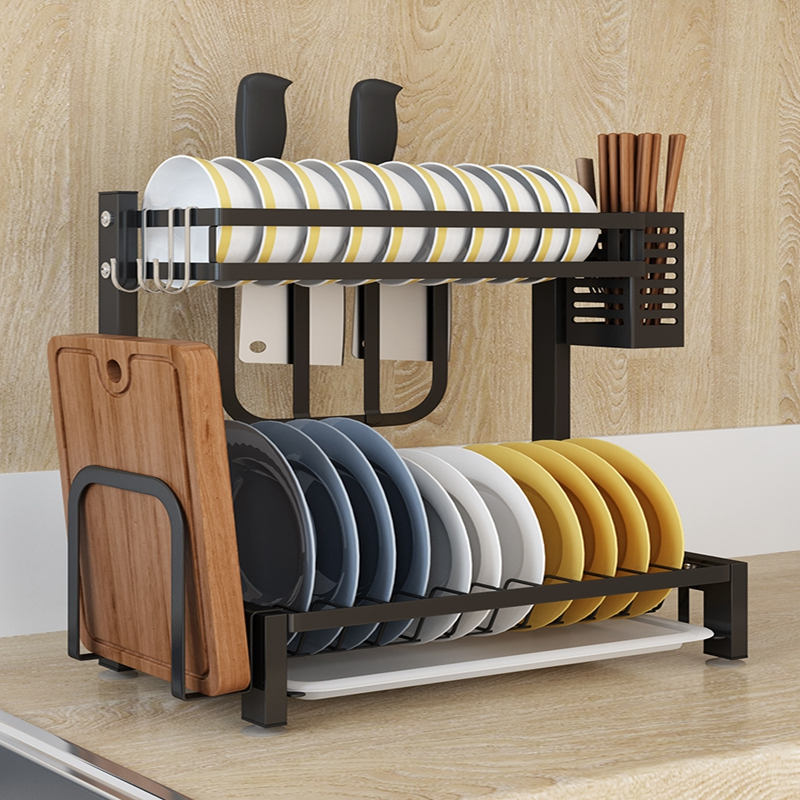 Dish Drying Rack Kitchen Supplies
