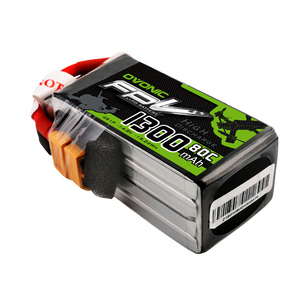 Image 5 - Ovonic High Rate Battery 1300/1550 MAh3 4S 50 80 100C Through FPV lithium Battery