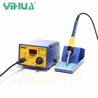 YIHUA 939D 240V Anti Static Soldering Station Thermostat Unleaded High Power Electric Soldering Irons Welding Machines