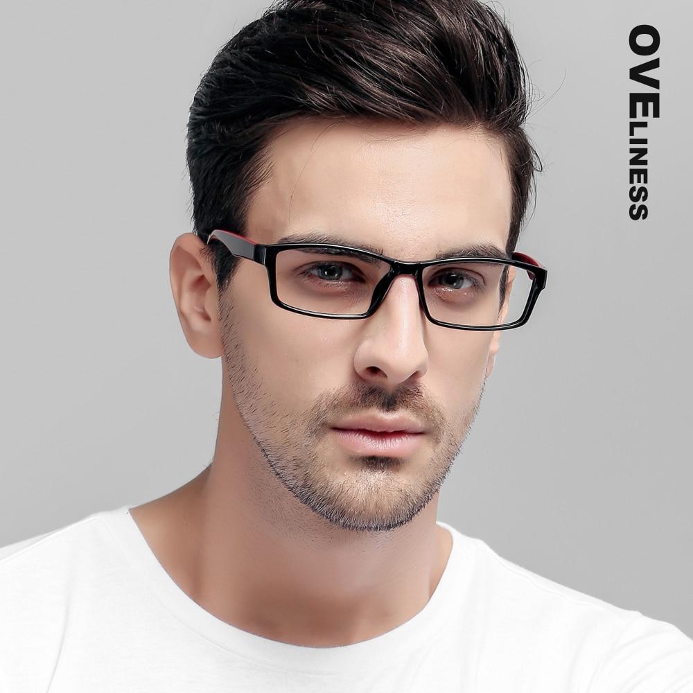 TR90 Brillenfassungen Frauen Männer Optische Klare Linse Lesebrillen - Bekleidungszubehör - Foto 2