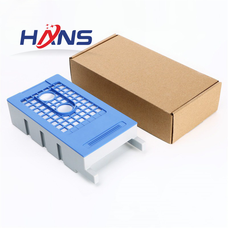4pcs. 619300 Maintenance Printer Waste Ink Tank For <font><b>Epson</b></font> SureColor T3000 T5000 <font><b>T7000</b></font> T3200 T5200 T7200 T3270 T5270 T7270 image