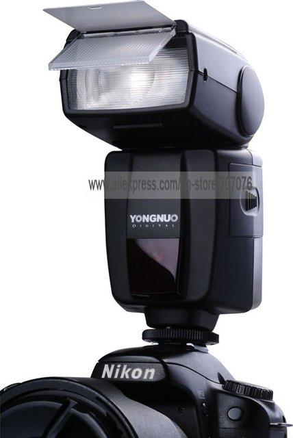 GN38 Speedlite Flash Unit YN-460 II for Canon 1Ds 1D 5D 5DII 7D 60D 50D 40D 30D 20D 600D/T3i 550D/T2i 500D/T1i 450D/Xsi 400D/Xti