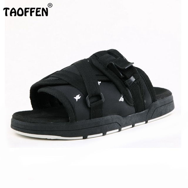 Camouflage Men Summer Slippers Sandals Flats Casual Shoes Mens Fashion Trend Breathable Slippers Lazy Shoes Men Hot Sale M0015