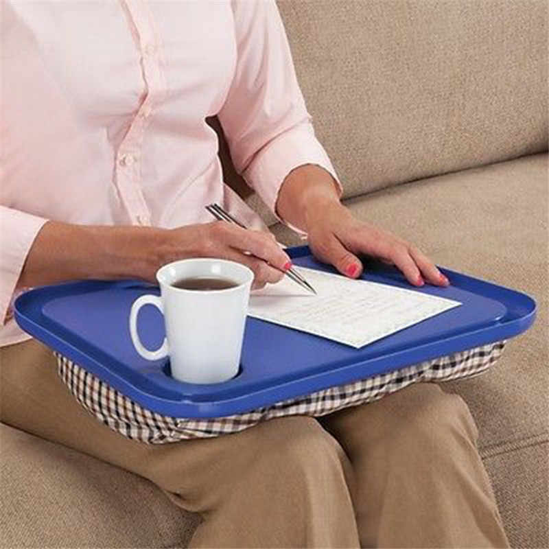 Изолированные тепло Портативная подставка для стул для ноутбука Молодежная изучения домашняя письма детский столовый обеденный поднос подлокотник для сидения автомобиля