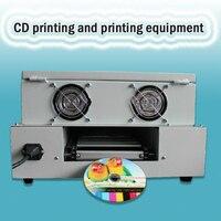 Disc Lamineren Machine  Coating Machine Desktop Uv Coating Machine  Beglazing Curing Machine Apparatuur