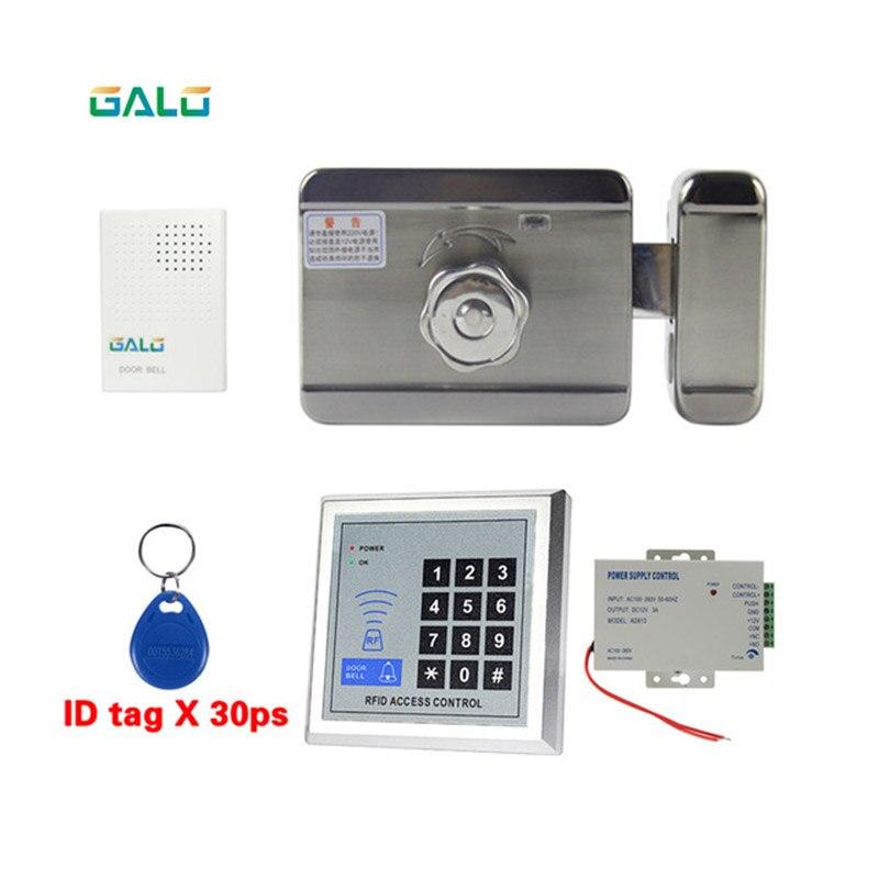 GALO Intelligent electric locks spiritual lock access control motor for home safe