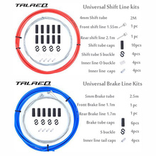 Brake Cable and Derailleur kits 4mm Shift Gear 5mm MTB Bike Line Tube Kits Cycling Accessories