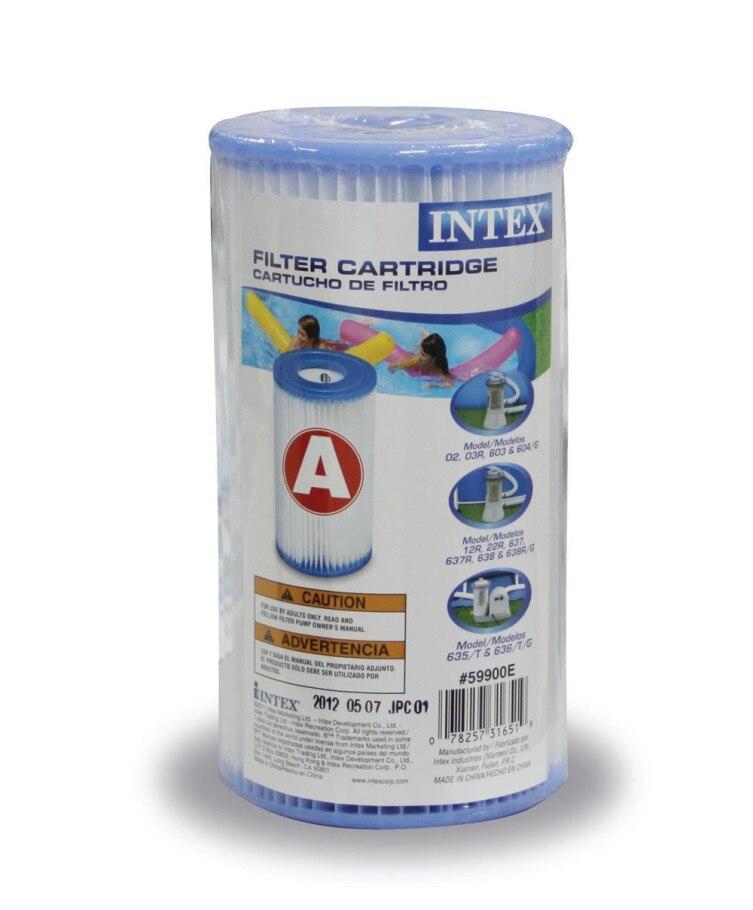 Intex оригинальный бытовой Семья Бассейны фильтрации бассейна замены картриджа фильтра 2 шт. Тип A ...