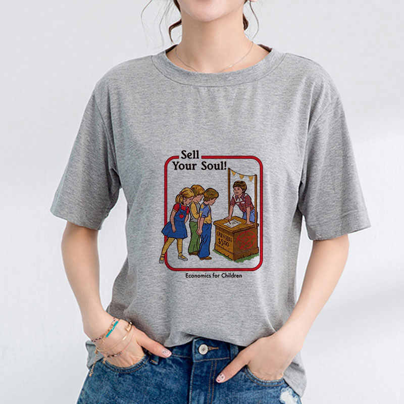 Fashion Women Pulp Fiction Funny Streetwear Graphic Tee Print Ulzzang Harajuku Sexy Kawaii Fashion Aesthetic Summer Tshirt Women