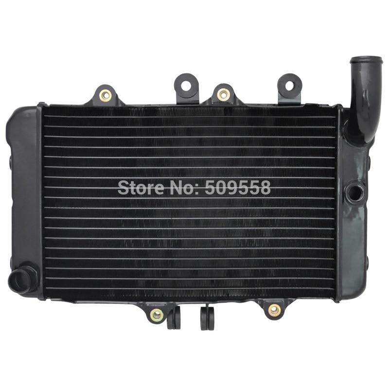 For Honda BROS400 BROS 400 Motorcycle Parts Aluminium Cooling Cooler Radiator NEW