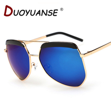 High quality 2015 new women polarizing sunglasses fashionable multicolor driving outdoor glasses free shipping