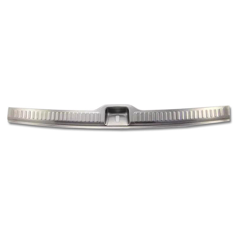 2015-2018 For Mercedes Benz GLC X253 Rear Inner Bumper Guard Sill Plate Steel 11pc x canbus no error led interior dome light lamp kit package for mercedes benz glc class x253 glc250 glc300 glc350 2015