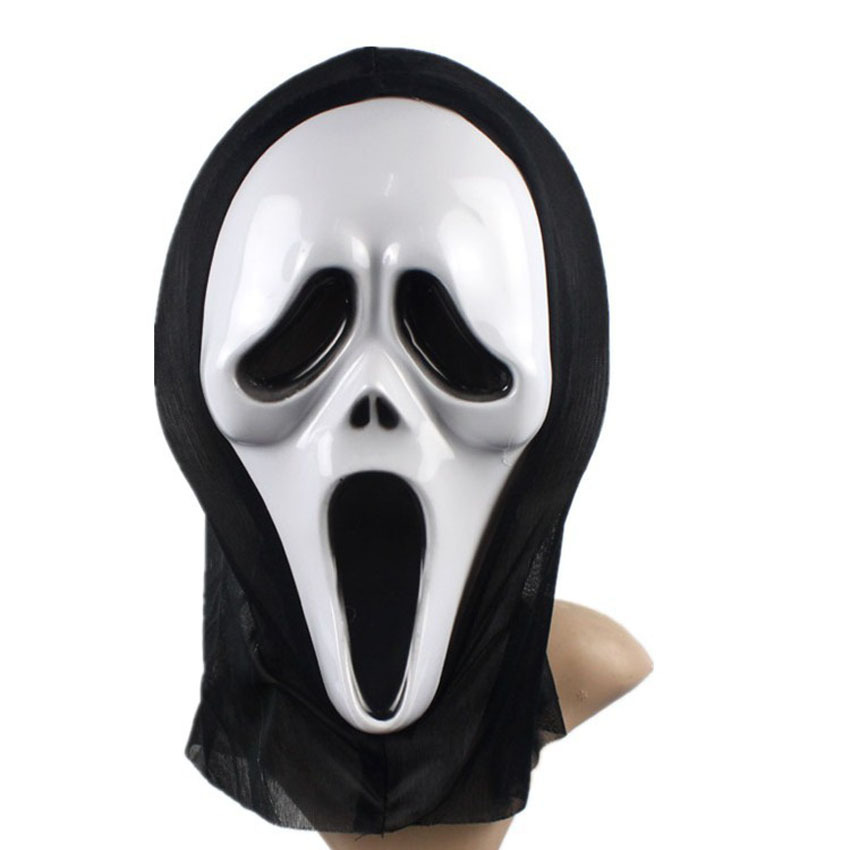 Mascaras Terror Halloween Cosplay Masquerade Props Multicolor Party ...