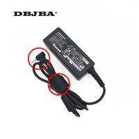 19V 2.37A 3.0*1.1 milímetros Adaptador AC DC Carregador Porta do Conector do Cabo Para Acer V3-371 P236 P3-171 S7 s5 A13-045N2A PA-1450-26 Laptop