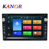 KANOR Octa Core 4+32G 2 Din Android 8.0 Car Radio Player For VW Volkswagen Passat B5 Golf 4 Jetta Polo Sharan T5 1999 2005