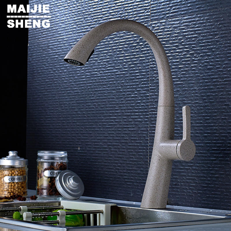 2015 pull out zoe black kitchen faucet kitchen mixer with pull out shower white kitchen mixer