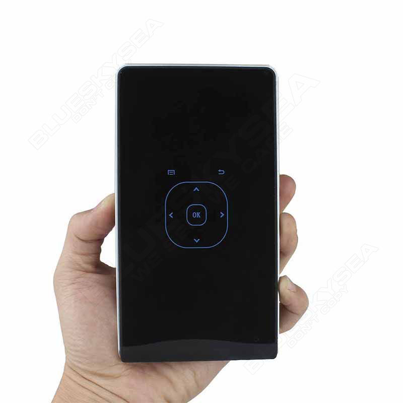 Free shipping!Mini Intelligent WIFI 1080P Projector Portable Household For IOS And Android phone 2016 new tkstar bar mini personal trackerreal time tracking support android and ios platform free web application free shipping