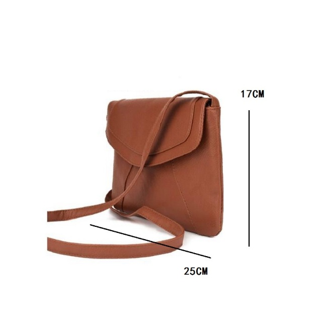 Slim Crossbody Satchel Ladies Purses