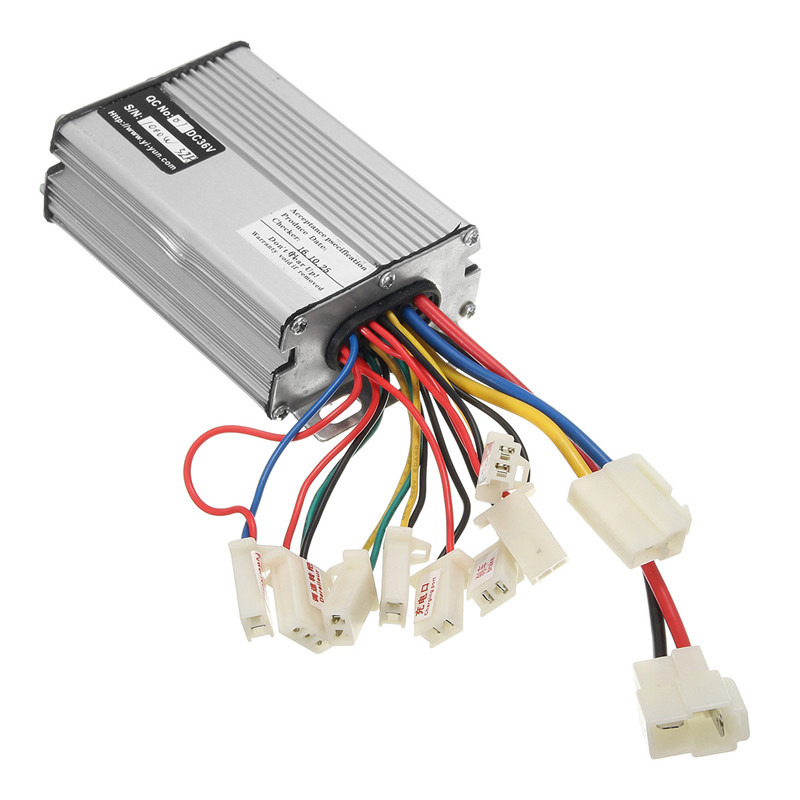 36V 1000W Electric Scooter Motor Brush Speed Controller For Vehicle Bicycle Bike Hot SALE