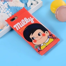 Japan Chocolate Milky Phone Case for iPhone X 5.8″ SE 5 5S 6 6S 7, 8, 8 Plus