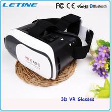 2016 googleกระดาษแข็งvr boxชุดหูฟังความเป็นจริงเสมือนแว่นตา3dดีวีดีภาพยนตร์สำหรับมาร์ทโฟนโทรศัพท์3dแว่นตาgd03-3