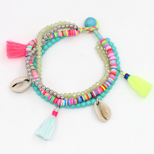 Multilayer Beads Strand...