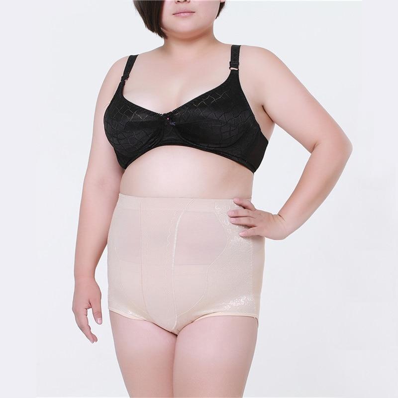 Más tamaño cuerpo Shaper Control bragas alta cintura entrenador pantalones Shapewear  Bodysuit mujeres abdomino Control ropa interior envío de la gota a7b6cea57e00