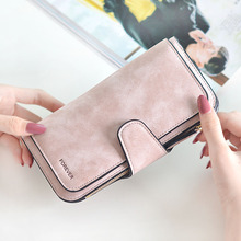 2019 New Women Wallet Long-style Large-capacity Student Wallets Mobile Handbags Big Banknotes Mini wallets