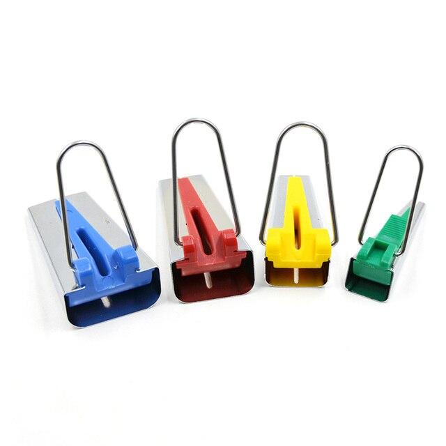 4 шт./компл. ткань Клевер смещения клейкие ленты Maker связывания набор инструментов машина Вышивание квилтинг инструменты для подрезки Hogard