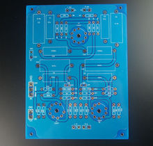 1pcs LITELS22 tube preamplifier PCB board 12AX7X3 support free shipping