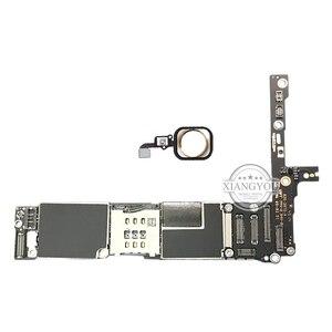 Image 3 - 16GB 64GB 128GB für iPhone 6 Plus original motherboard 5,5 zoll mit fingerprint mit Touch ID entsperren logic board iOS