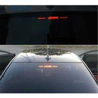 KRADA Brake Light Sticker Car Styling For BMW M Logo E46 E90 E91 E92 E93 F30