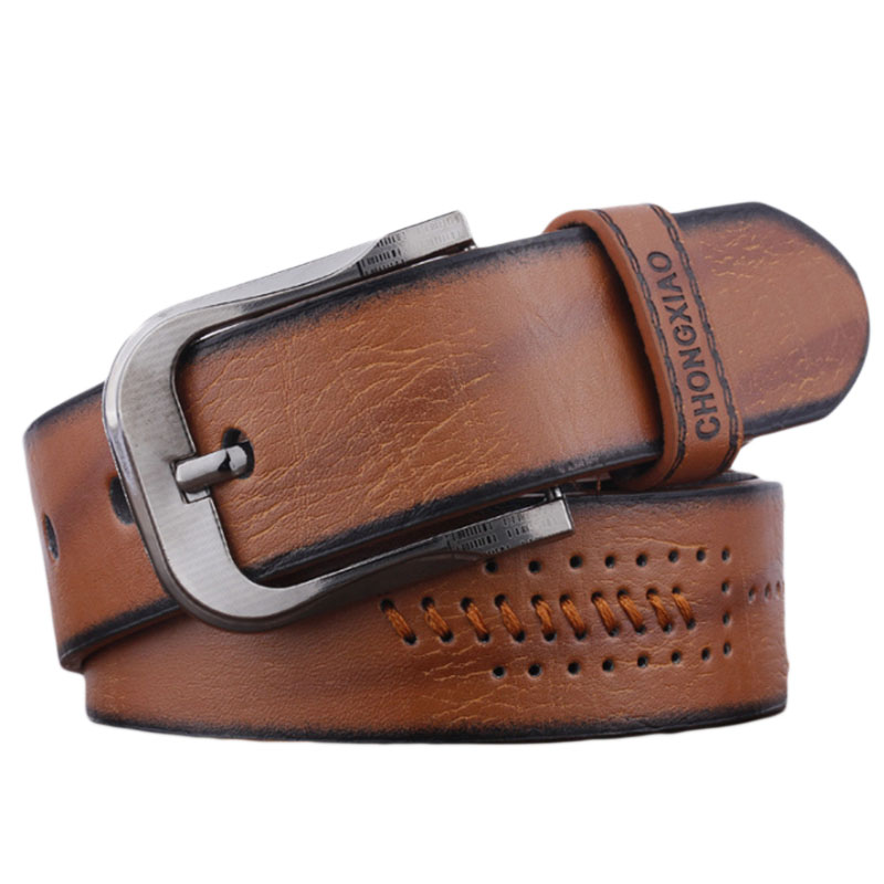 SORBUS DUSK high quality belt fashion luxury strap male cowhide belts jeans classice vintage pin buckle belt dropshipping-in Belts & Cummerbunds from Men's Clothing & Accessories on Aliexpress.com | Alibaba Group