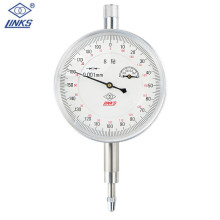 Big discount 0-1mm/0.001mm Dial Indicator  Shockproof Dial test gauge micrometer caliper mesuring tool