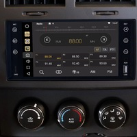 Car Radio GPS Android 8 0 2 Din For Jeep Grand Cherokee 2008 2009 2011 Commander