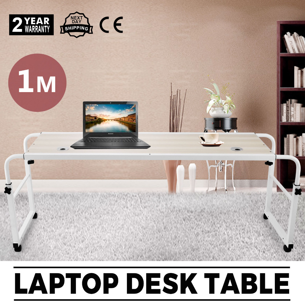 Office Folding Height Adjustable Large Laptop Computer Workstation Table Sit Stand Up Desk height adjustable sit stand desk with heavy duty steel frame office furniture computer laptop table standing desk notebook stand