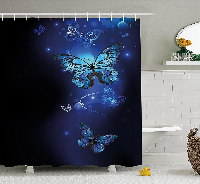 Shower Curtain Fantasy Magical