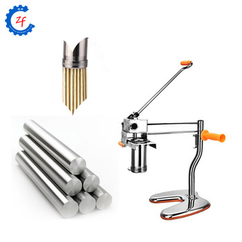 Hand operated noodle press making machine manual noodles maker