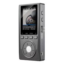 XDUOO X10 2.0 pulgadas Portátil de Pantalla LCD de Alta Resolución Lossless Reproductor de MP3 Reproductor de Música Soporta Salida Óptica DAP DSD