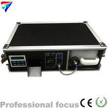 900 W Brouillard Machine Pour L'équipement de Scène Avec Brouillard Liquide À Base D'eau, Flight Case Hazer Brouillard Machine 900 W pour le Club