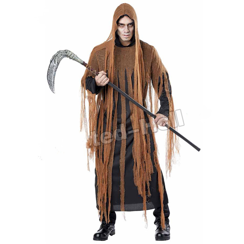 men devil costume zombie costume men scary halloween costume for men halloween cosplaychina - Cheap Creepy Halloween Costumes