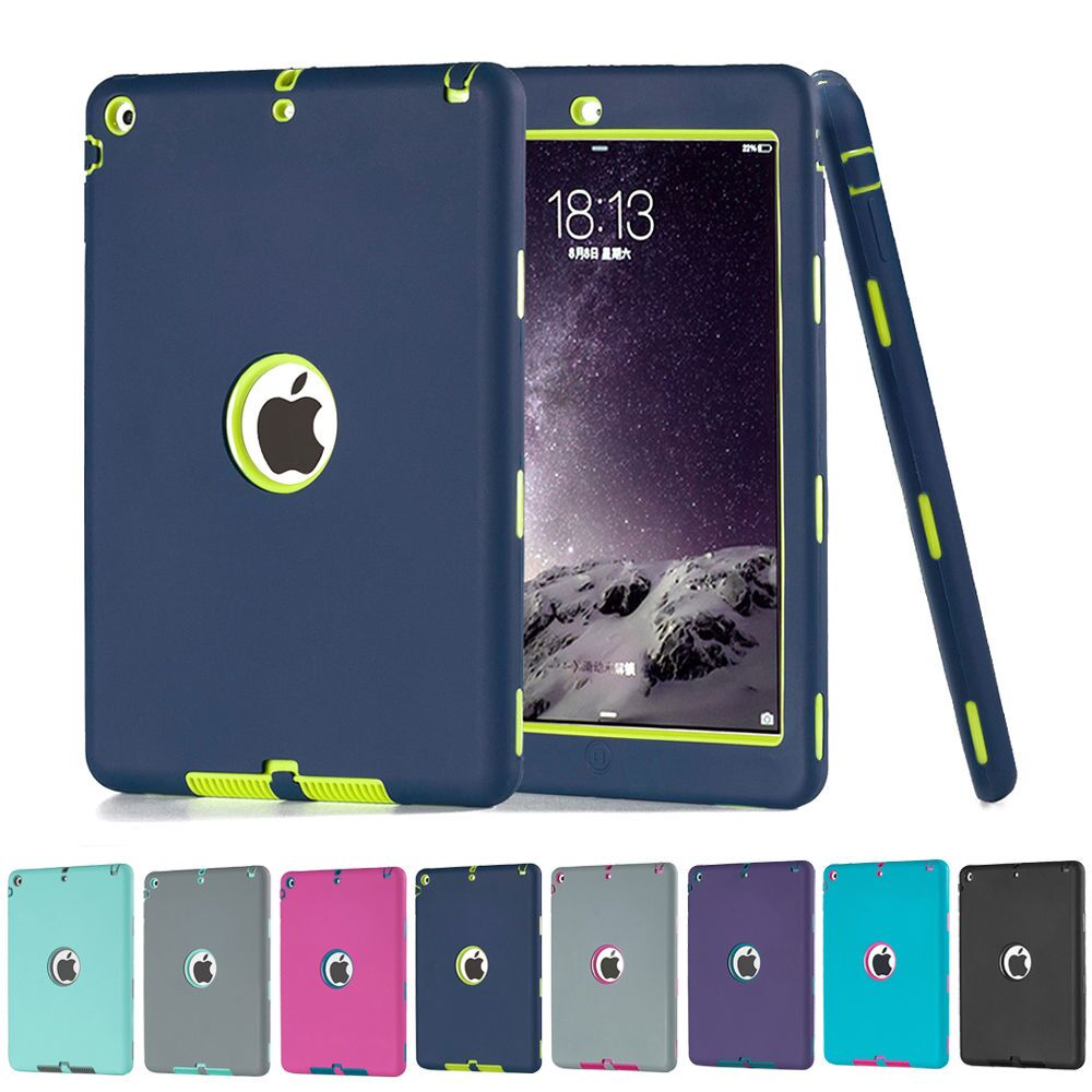 Coque Case for iPad Pro 10.5 Durable Heavy Duty 3 in 1 Hybrid Rugged Back Cases Shockproof Cover for iPad Pro 10.5 inch Tablet angibabe 3 in 1 forest tree pattern heavy duty hybrid silicone cover case for iphone 6 multiclored