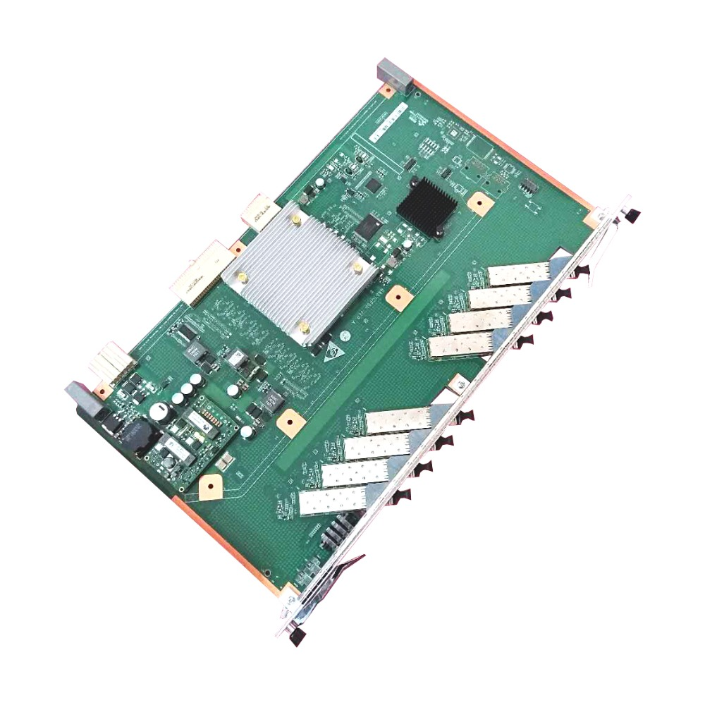 Huawei GPON EPON 8Ports 16Ports Service Board for <font><b>MA5608T</b></font> MA5680T or MA5683T OLT with C+ SFP Modules image