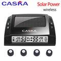 Caska беспроводной солнечной энергии TPMS контроля давления в автомобильных шин системы новая модель
