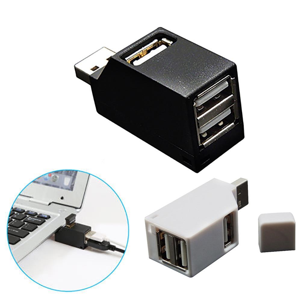 Aliexpress.com : Buy 3 Port USB Hub Mini USB 2.0 High ...
