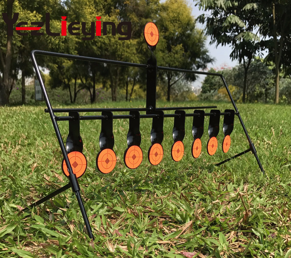 5-disc / 7-disc /9-disc target designed for air gun shooting purposes only .177 and .22 air gun air gun lead bullet gun shooting