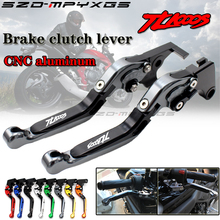 New high quality CNC adjustable folding telescopic motorcycle brake clutch lever for SUZUKI TL1000S TL 1000 S 1997 - 2001