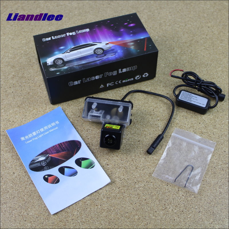 Liandlee For Toyota Vios / Yaris L / Etios 2013 2014 2015 Car Fog Lamps Anti Collision Warning Lights Outside Prevent Mist Haze 2 pieces of specialized in the production of wheel adapters wheel spacers 4 x100 suitable for toyota corolla vios and yaris