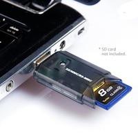 10 шт. порт USB 2.0 памяти SDHC краткосрочных СД карт адаптер для пк портативный телефон цифровая камера дв