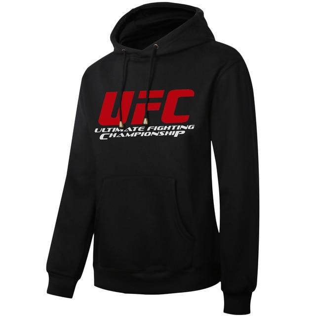 Hombres de Marca UFC Carta Personalizada Big   Tall Cubierto de Lana Jersey  Sudadera Con Capucha. Sitúa el cursor encima para ... e679581baca